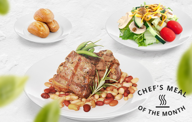 Why Choose Instead of Flowers for Your Next Gourmet Meal Delivery?